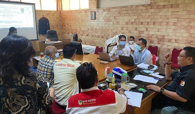 Jelang PON Papua, Satgas KONI Kalteng Monitoring Pelatprov