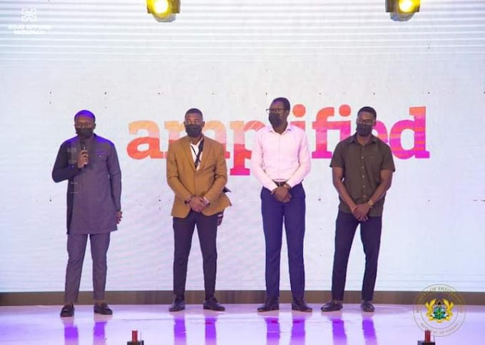 """Ministry of Information launches """"Amplified,"""" a social-media marketing project for the youth"""