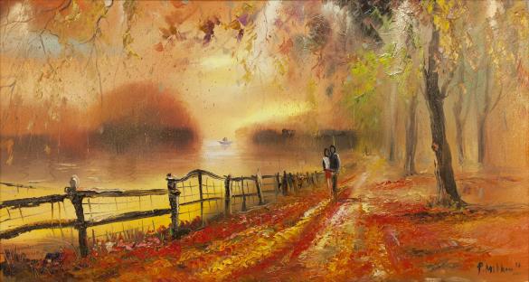 A Long Journey Home || by Joseph Marsh