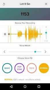 Sing! Karaoke by Smule- screenshot thumbnail