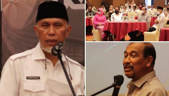 Rakor Gubernur dan Bupati/Wali Kota: SPM Urusan Wajib