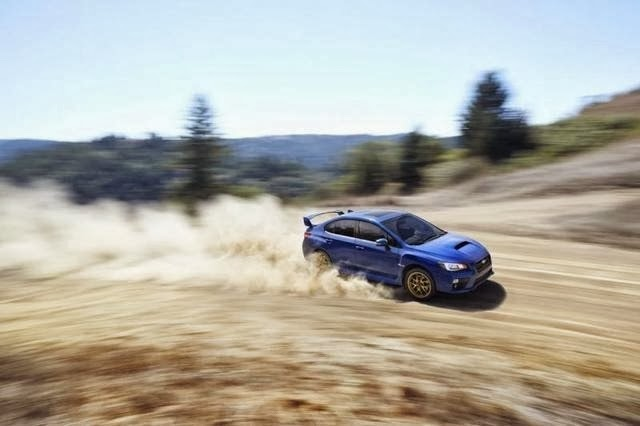 2015 Subaru WRX STI Leaked Photo 3