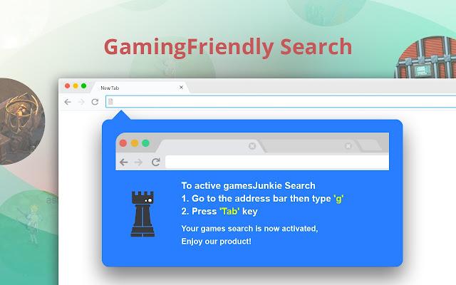 GamingFriendly Search