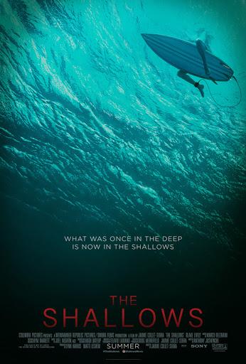 Σε Ρηχά Νερά (The Shallows) Poster