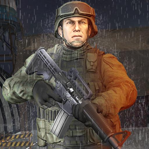 FPS Stealth Mission 3D