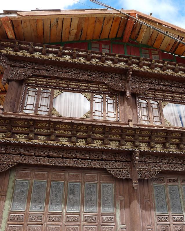 Chine. Yunnan.Shangri la Course hippique annuelle - P1250799.JPG