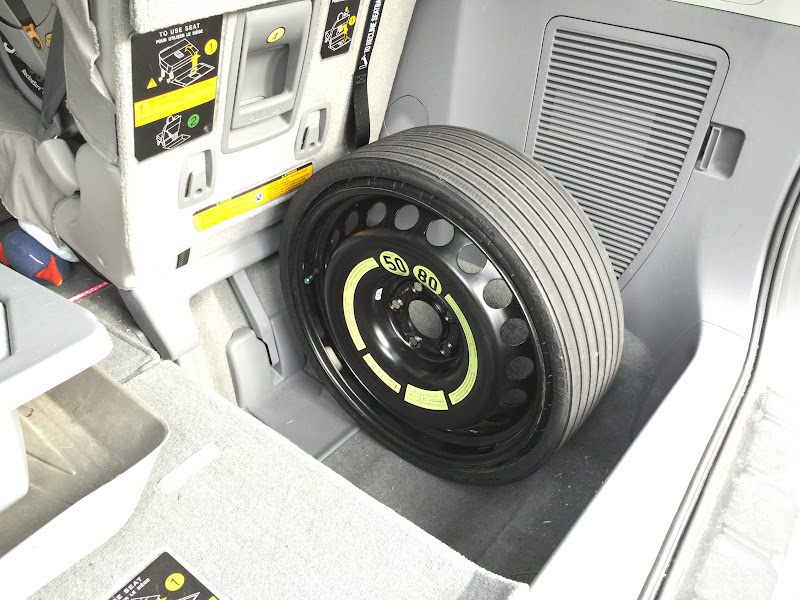 2014 Sienna Tire Size >> spare donut wheel and tire Sienna AWD (tested) - Page 11 - Toyota Sienna Forum - siennachat.com