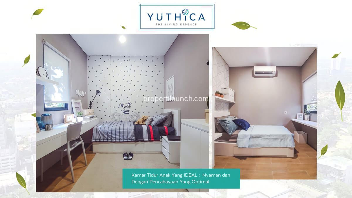 Kids Room - Rumah Yuthica BSD