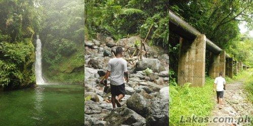 Trek to Ditumabo Falls