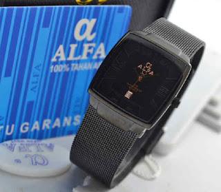 jam tangan Alfa ,Alfa