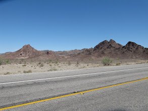 Photo: (Year 3) Day 37 - The Chocolate Mountains  #2