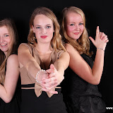 Zuyderzee college Lemmer Kerstgala James Bond thema