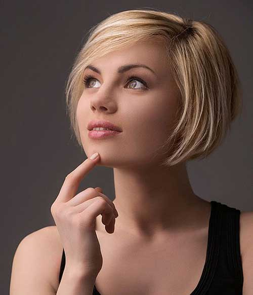 Latest Short Haircuts For Woman 2018 4