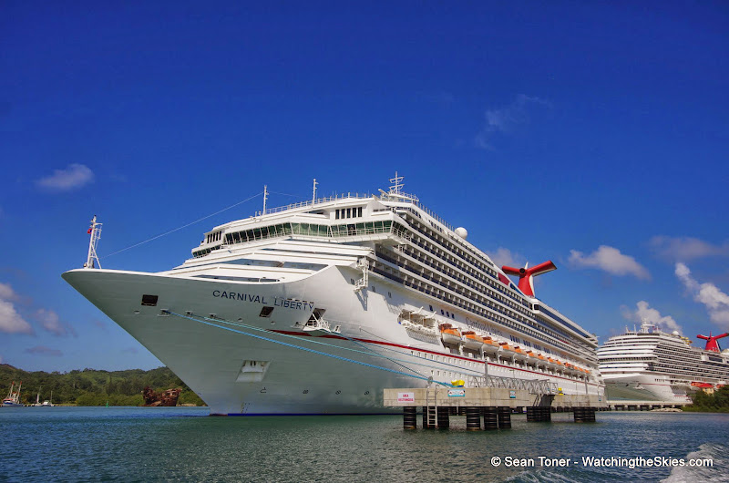 01-01-14 Western Caribbean Cruise - Day 4 - Roatan, Honduras - IMGP0881.JPG