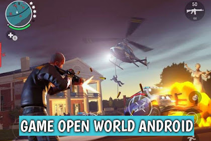 15 Game Open World di Android Terbaik 2020