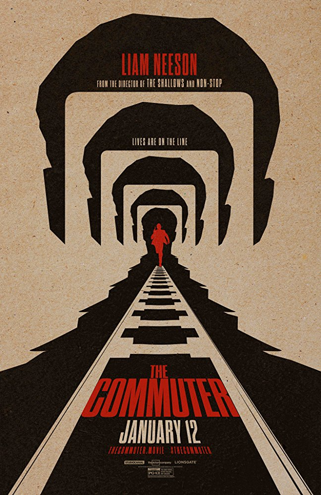Download The Commuter (2018)