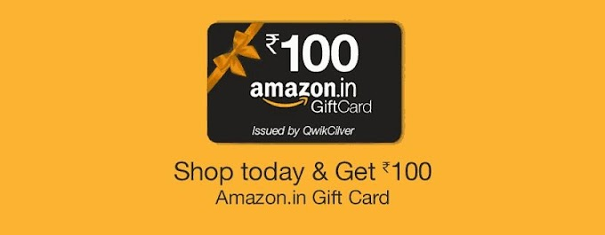 (Back Again) IntexWap - Get 100 Rs Amazon Voucher Absolutely Free