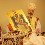The Consercration of the Altar Of Saint Stephene the martyr By Bishop Serapion - IMG_8037.JPG