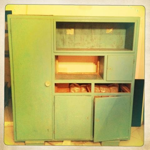 estremi: Mobile cucina anni \'50