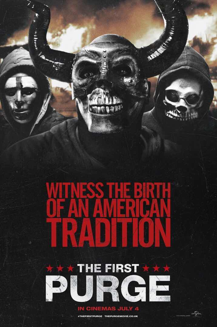 Review The First Purge 2018