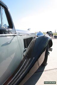 Jaguar SS Side Profile