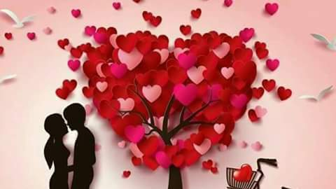 heart tree image