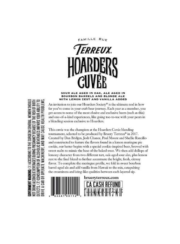 Bruery Terreux - Hoarders Cuvée