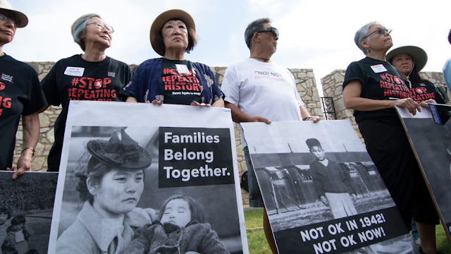 Maryland Elementary School Lesson Compares Southern Border To Japanese Imprisonment During WWII