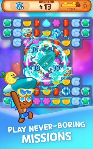 Cookie Run: Puzzle World 2.0.0 screenshots 10