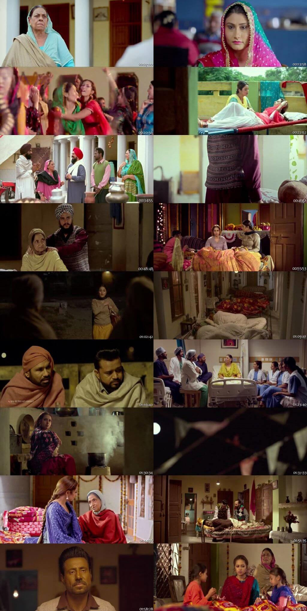 Screen Shot Of Kala Shah Kala 2019 Full Movie Free Download HD 720P Watch Online