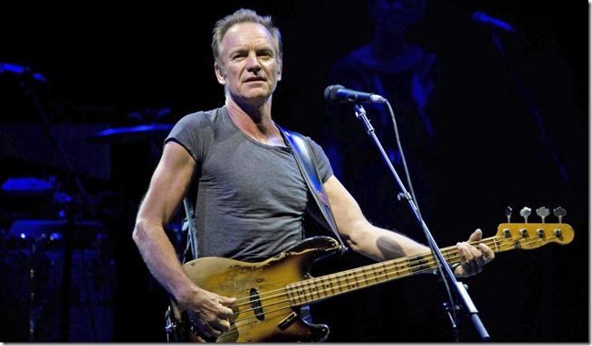 Sting en Buenos Aires 2017 venta de entradas