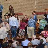 Belijdenis en Doopdienst in De Hoogte 2-11-2014