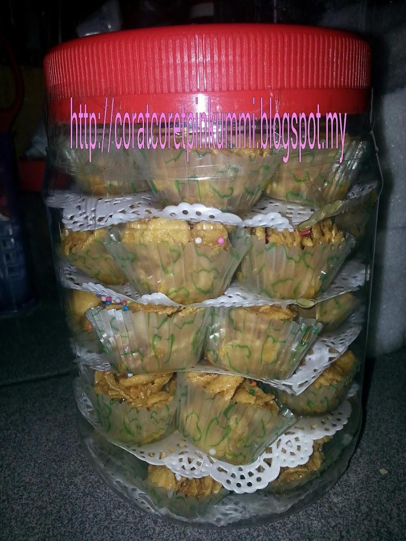 Resipi : Cornflakes Madu