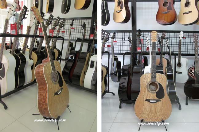 Đàn Guitar Acoustic - Hohner SD65NT