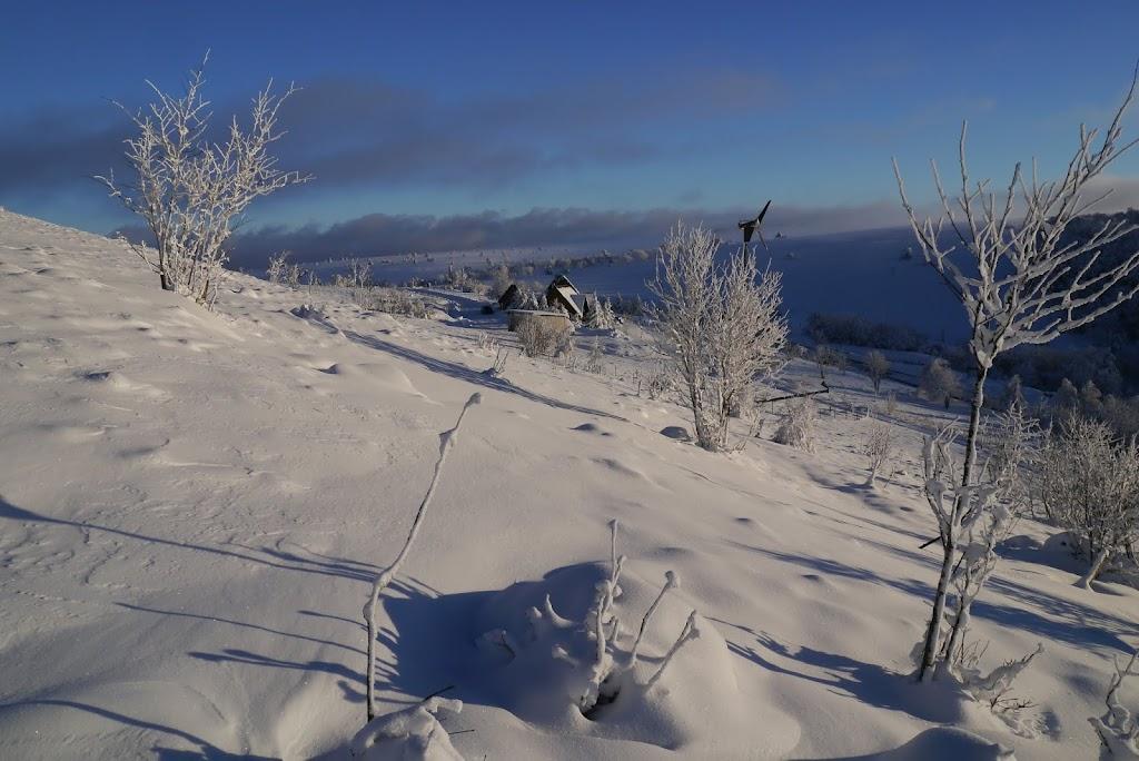 Col des Supeyres du 23 au 27 janvier 2014 P1040479