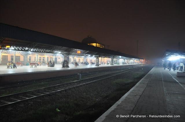 Delhi Cantt railway station, Delhi