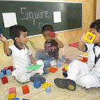 Square Day (Playgroup) 16-9-2015