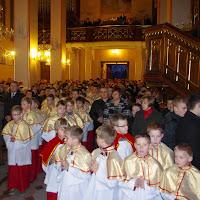 1.12.2012 Konsekracja Ołtarza