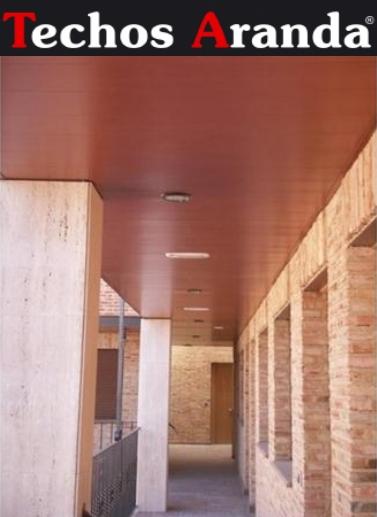 Empresas y servicios relacionados con Techos aluminio en Huelva