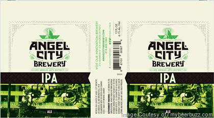 Angel City IPA Cans