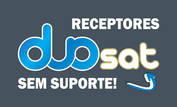 Receptores Duosat Sem suporte