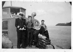 Some crew on the RSCV Dodger