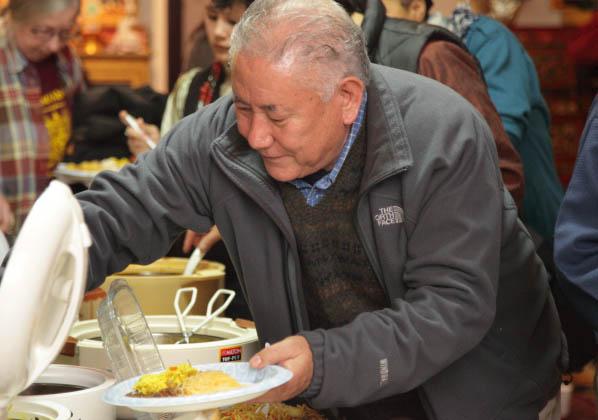 22nd Nobel Peace Prize Anniversary - Prayer/Potluck @ Sakya Monastery - 72%2B0257HHDL%2BNobel%2BAnniversary.jpg