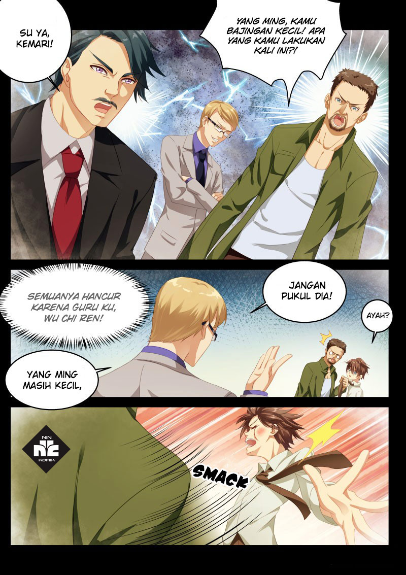 Baca Komik Very Pure Chapter 1 Bahasa Indonesia Page 7 KomikOtaku