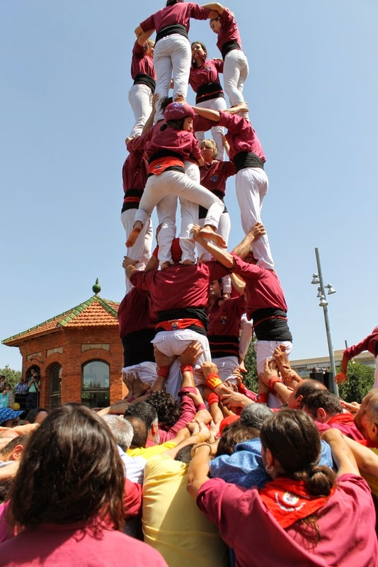 Castells Catalans Want to vote 8-06-14 - IMG_1976.JPG
