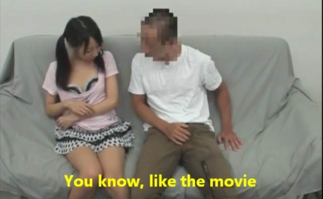 What Happen If Brother and Sister Watch Porn Movie Together Brother Uncensored