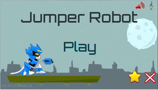 Jumper Robot Run HD