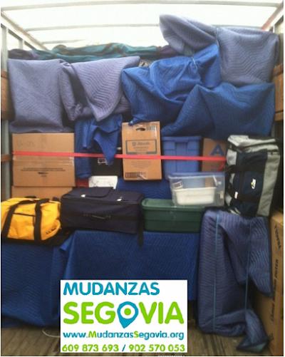 Transportes Riaza Segovia