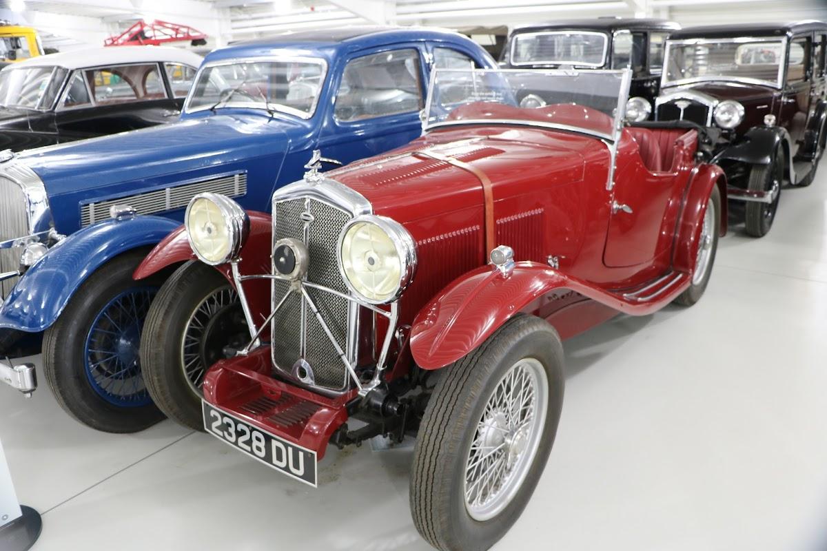 The British Motor Museum 0605.JPG