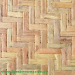 Wood paneling floors- stand woven solid wood panel- for flooring & home accessories,